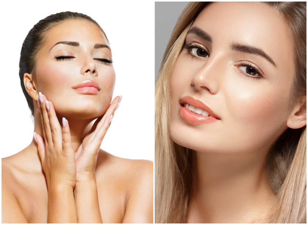 Охватывающий и завораживающий макияж без макияжа 2018 года