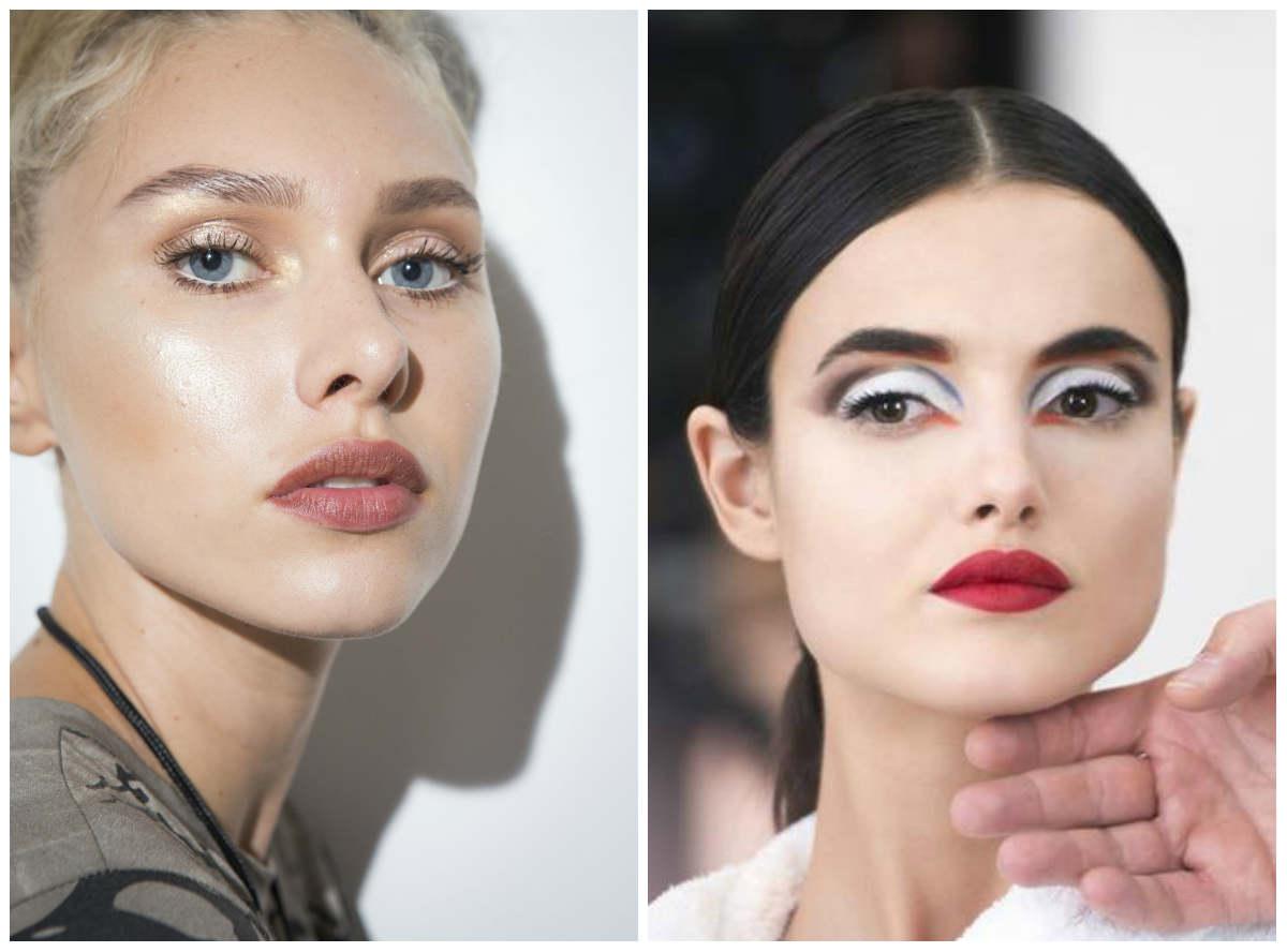 Новомодный и трендовый весенний макияж 2018 года для модниц