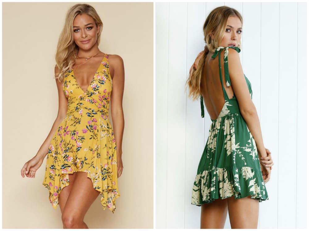 Летние платья 2020 года, самые стильные и модные летние платья