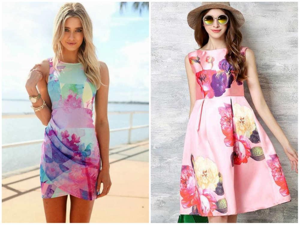 Модные летние платья, самые последние и хитовые тренды сезона