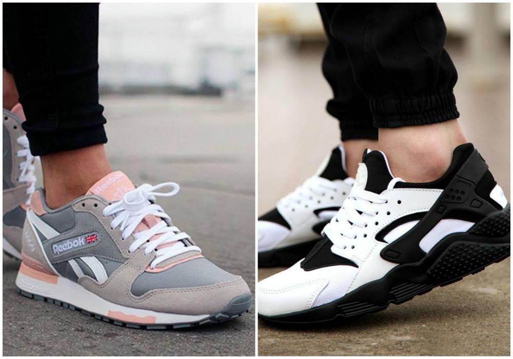 Самые модные кроссовки 2020, самые стильные кроссовки для женщин