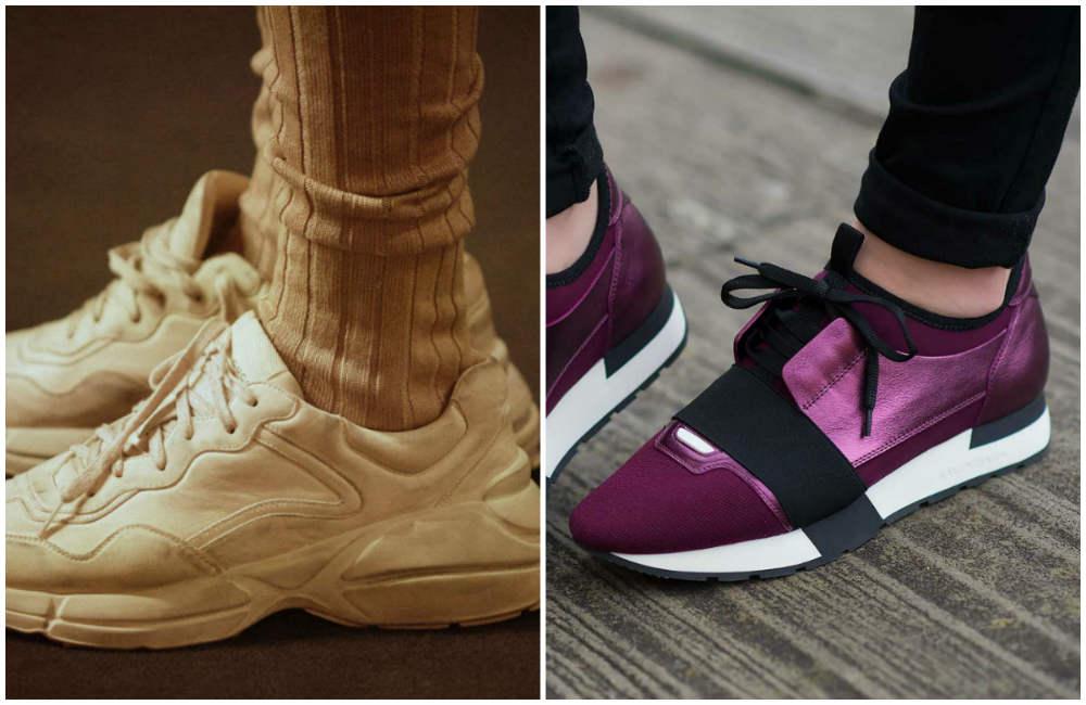 Фантастически модные и стильные кроссовки 2020 года
