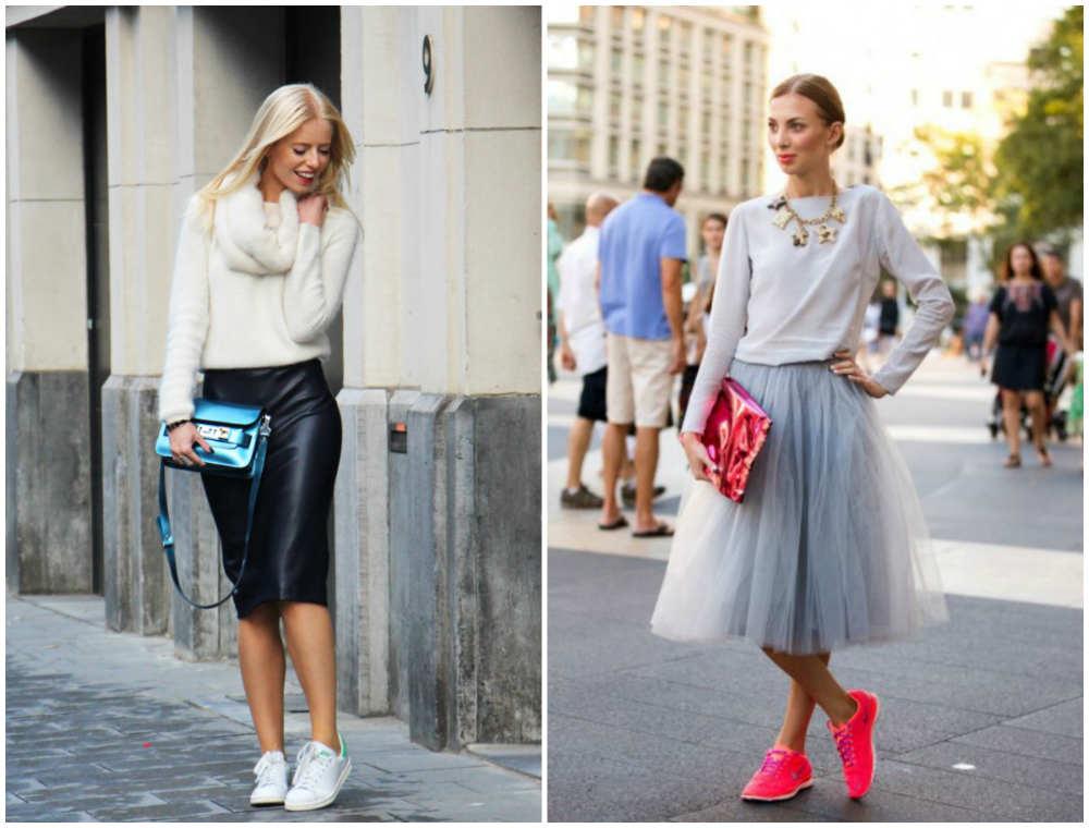 Трендовые и стильные кроссовки, самые свежие и лучшие тенденции