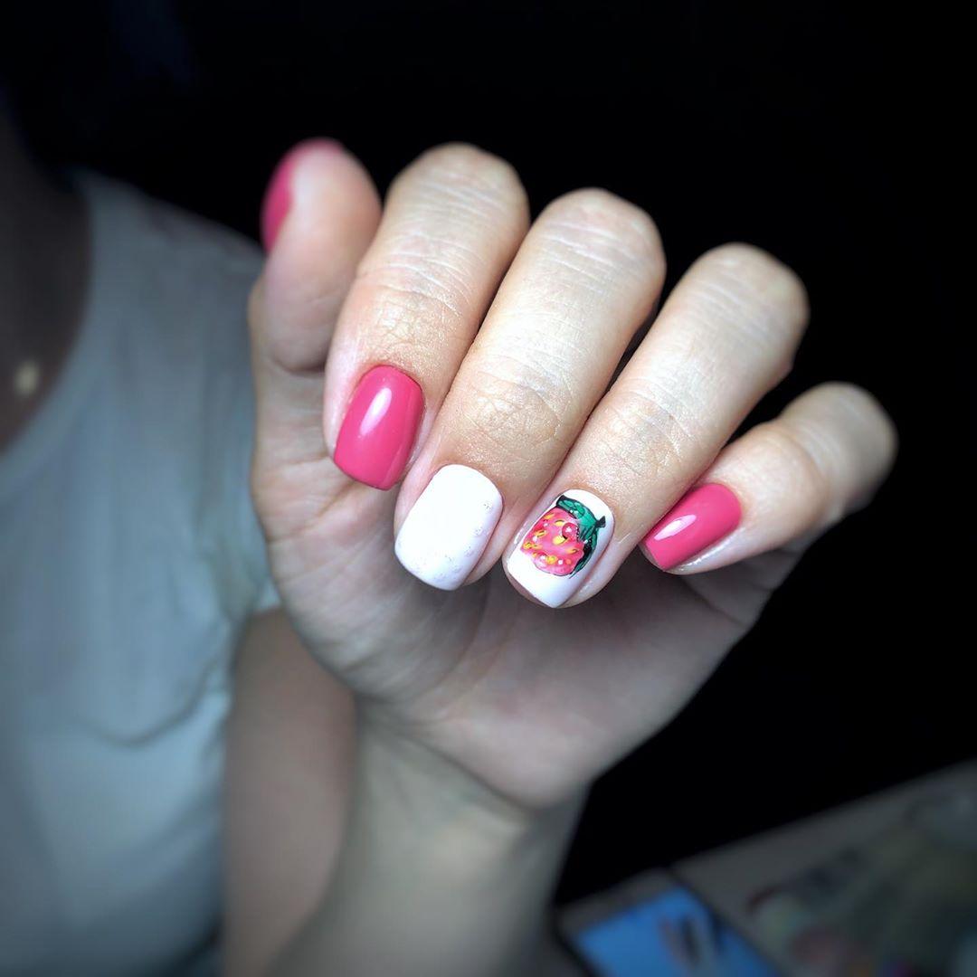 Весенний-маникюр-2020;-весенний-дизайн-ногтей