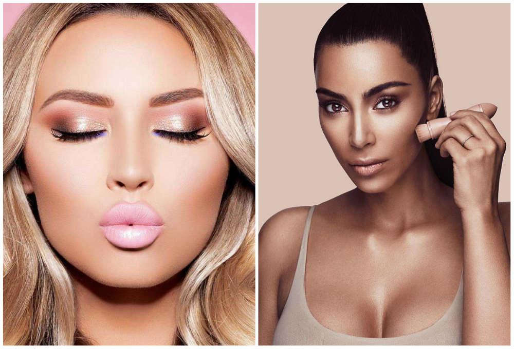 Послдение тренды макияжа 2018 года, индивидуальная косметика на заказ