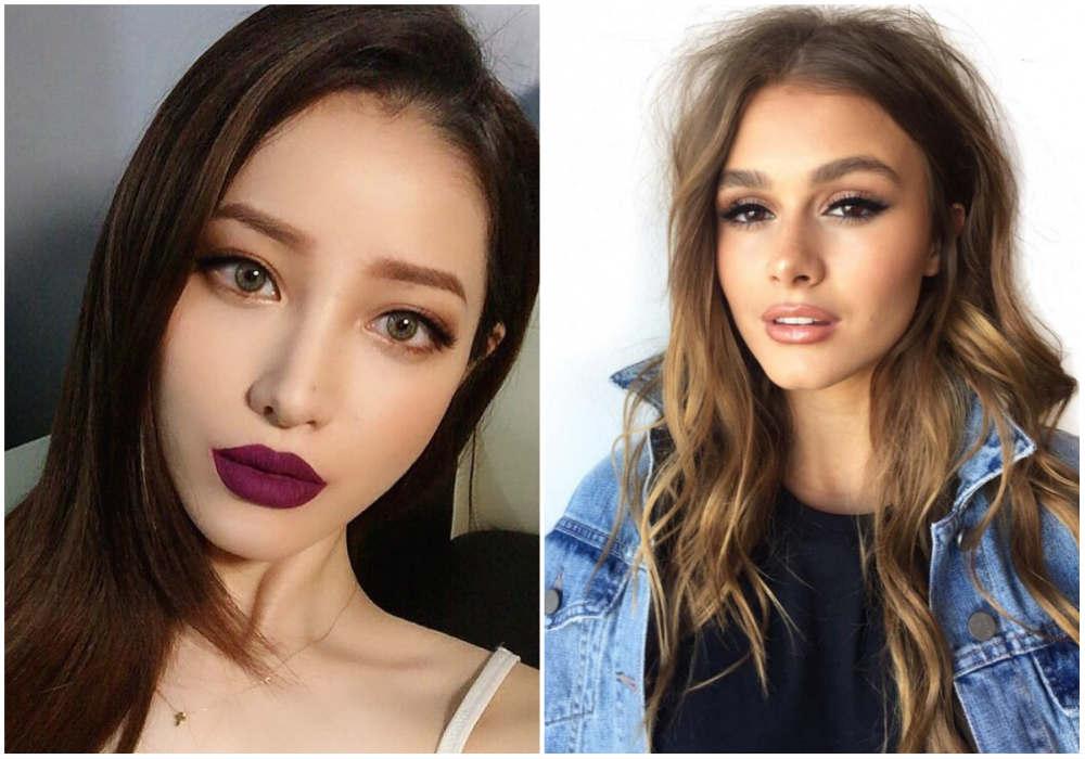 Трендовый и модный макияж 2018 года, лучшие тренды и тенденции