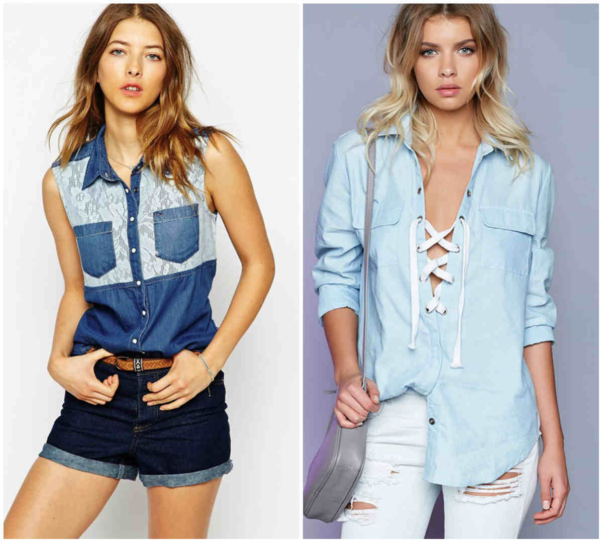 Модные рубашки 2018 года, модные тренды и тенденции для модниц