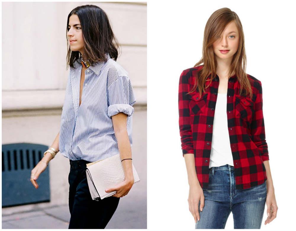 Женские рубашки 2018 года, рубашки с полосатыи и квадратными узорами