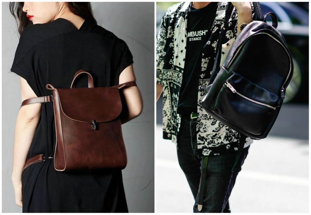Модные рюкзаки 2018 года, лучшие и последние тренды и тенденции