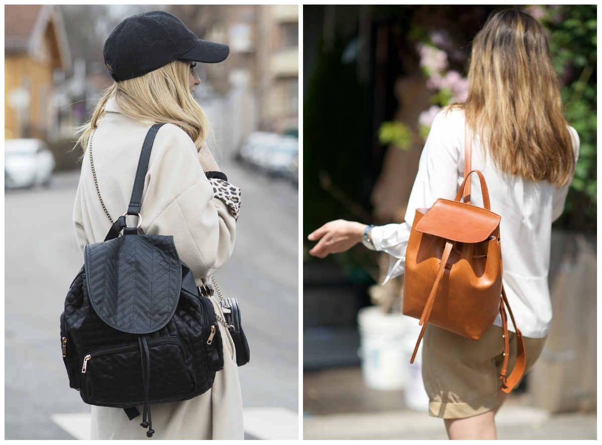 Модные рюкзаки 2018 года, рюкзаки разных стилей и дизайнов