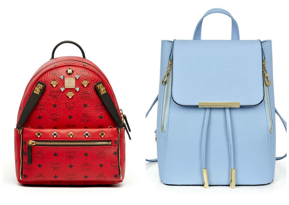 Самые стильные, трендовые и модные рюкзаки для девушек