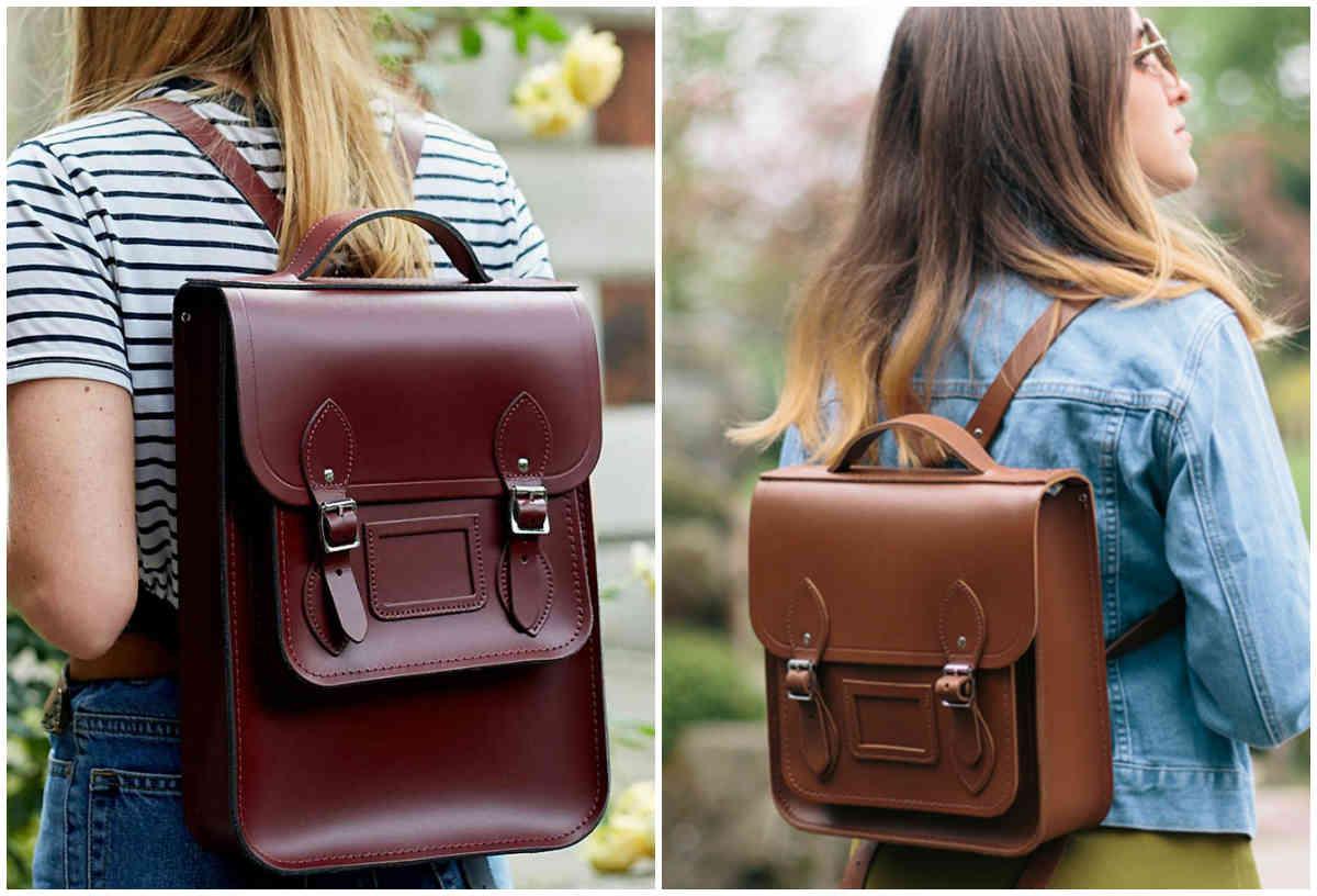 Mодные рюкзаки для девушек, последние тренды и модные тенденции
