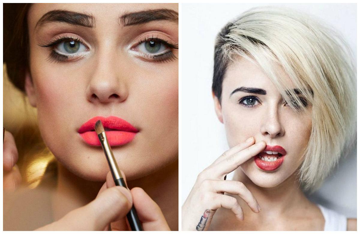 Модный макияж 2019, максимально естественный образ