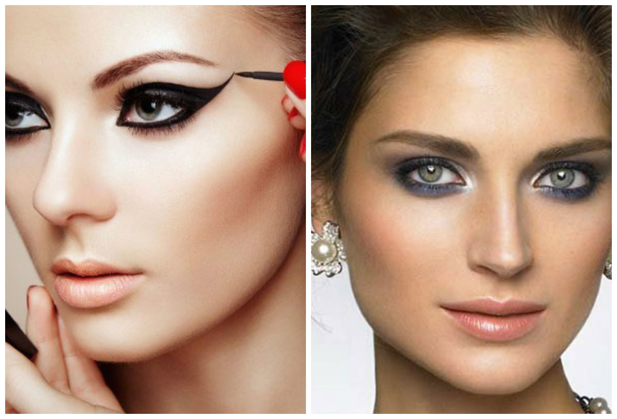 Модный макияж 2019, красиво подчеркнутые глаза