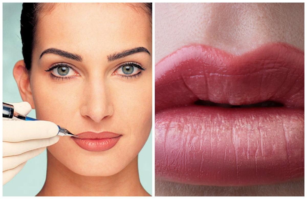 Перманентный макияж 2019, перманентный макияж губ