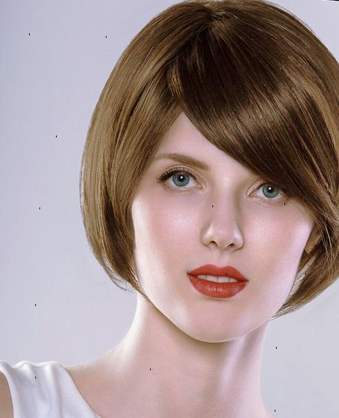 челки 2019 на средние волосы