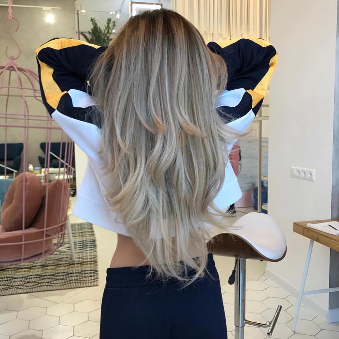 Стрижки-на-длинные-волосы-2019-женские-красивые-кудри