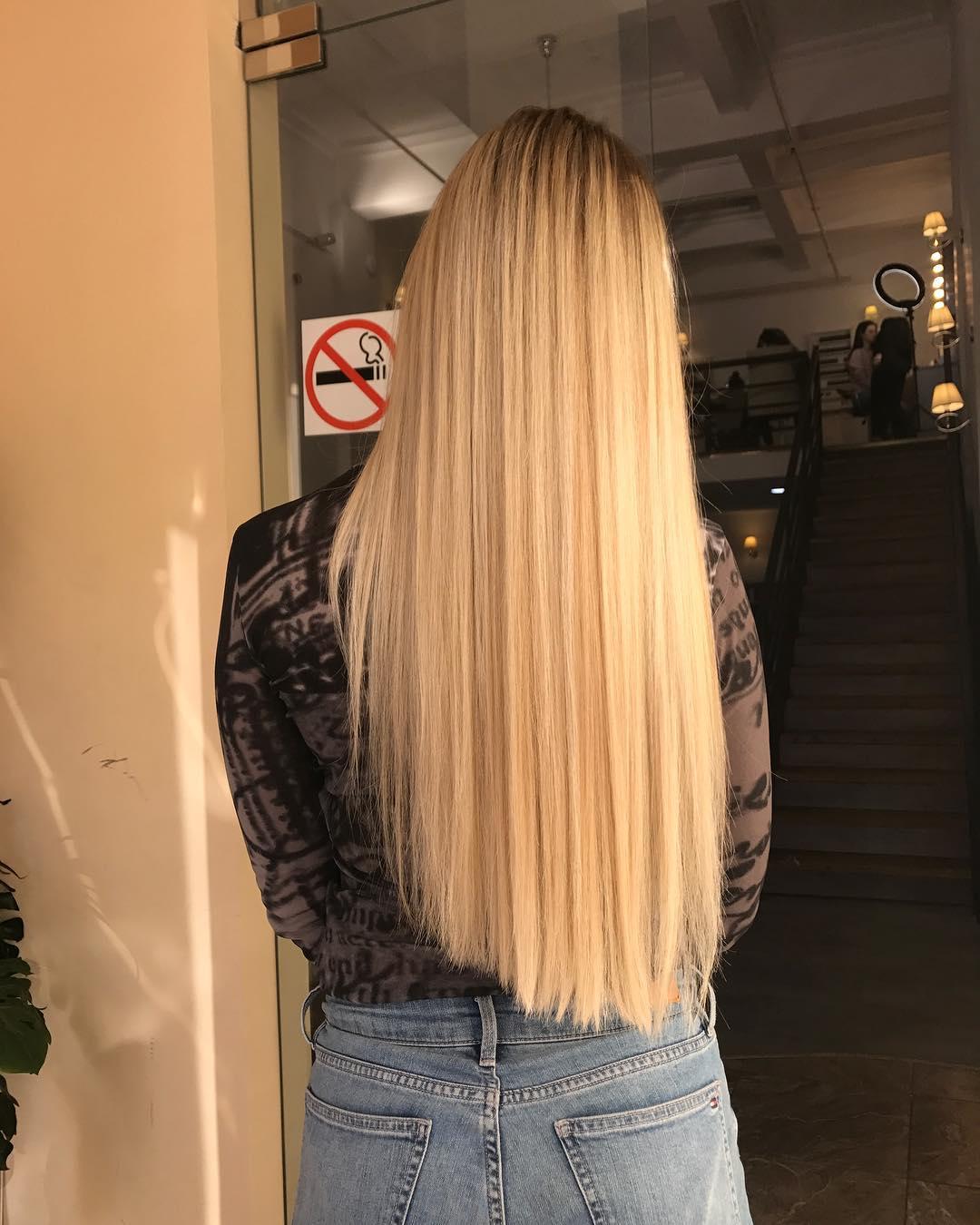 Стрижки-на-длинные-волосы-2019-женские-асиметричный-прически