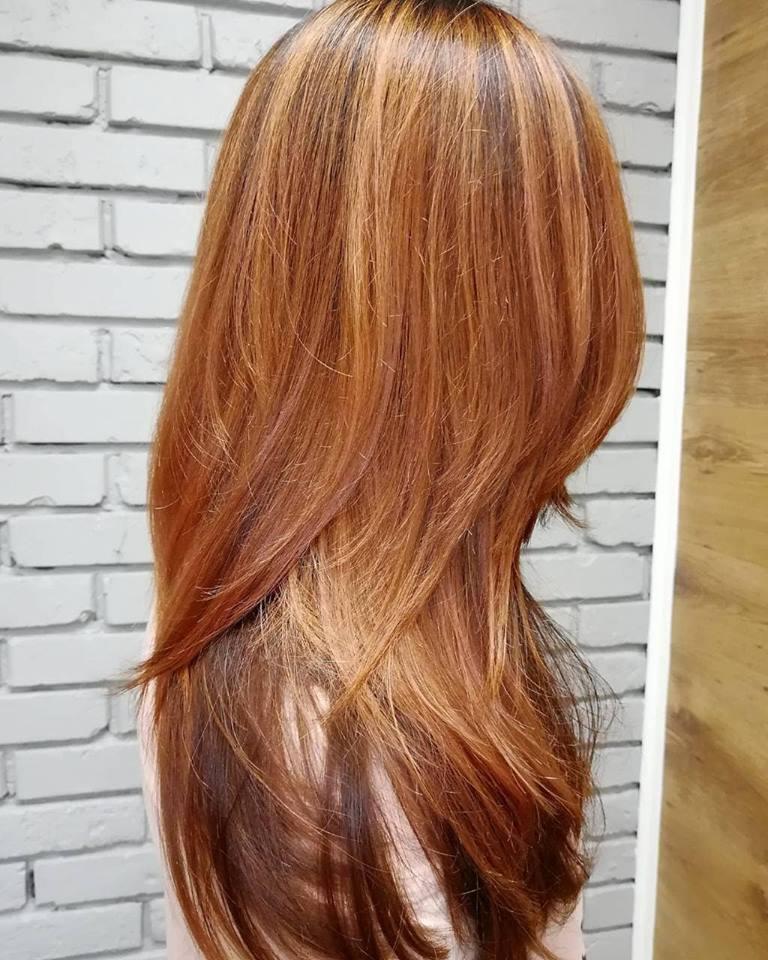 Стрижки-на-длинные-волосы-2019-цвет-яркый