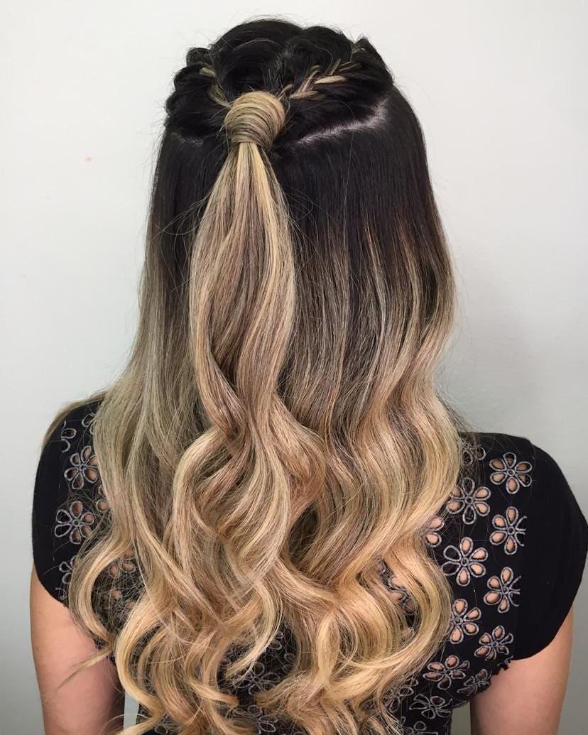 модные-стрижки-волос-2019-омбре-акрашивание