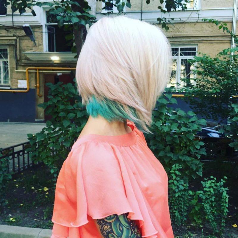 стрижки-каре-2019-окрашивание-модное