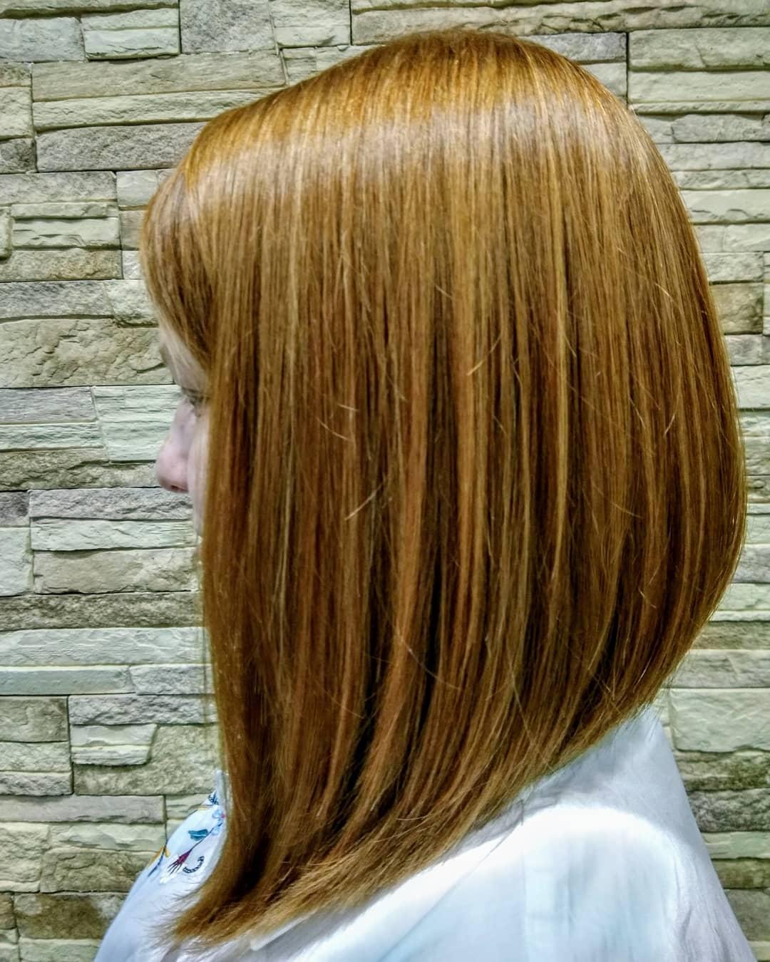 стрижки-на-короткие-боб-каре-2019-средные-волоси