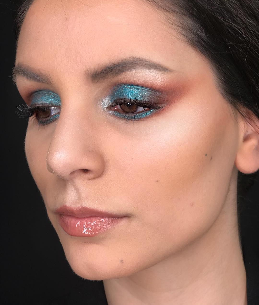 Модный макияж 2021, самые трендовые цвета и формы на 2021 год