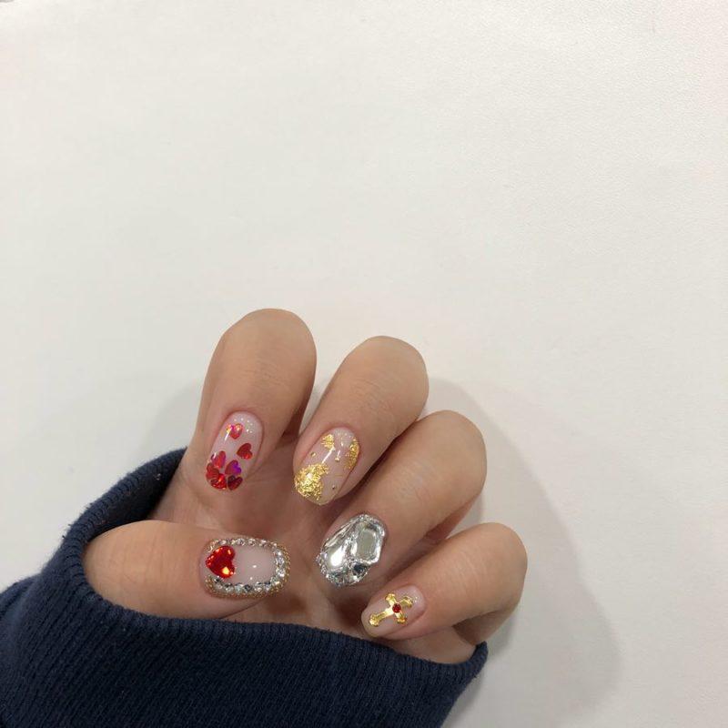 маникюр-2019-на-короткие-ногти