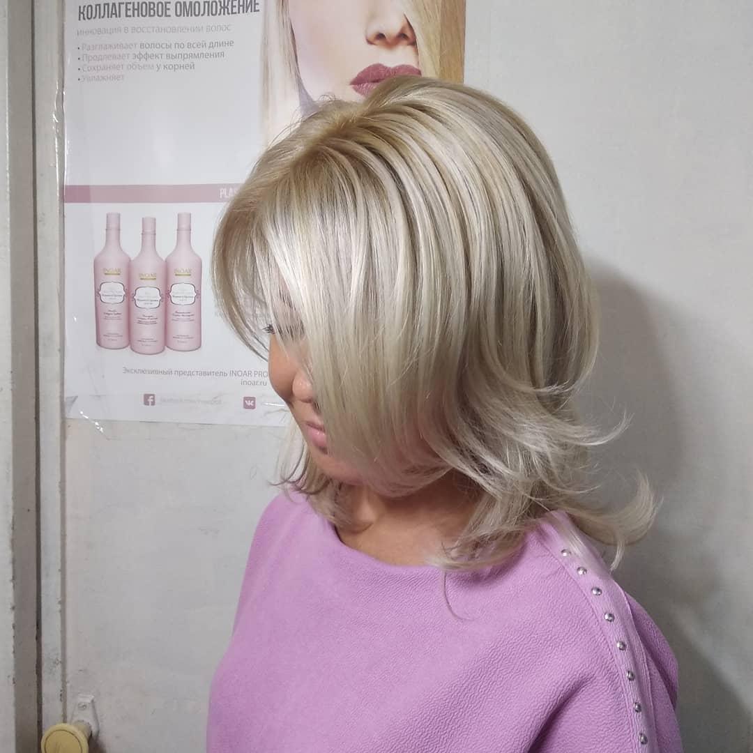Стрижки-для-тонких-волос-2020;-укладка-и-прически