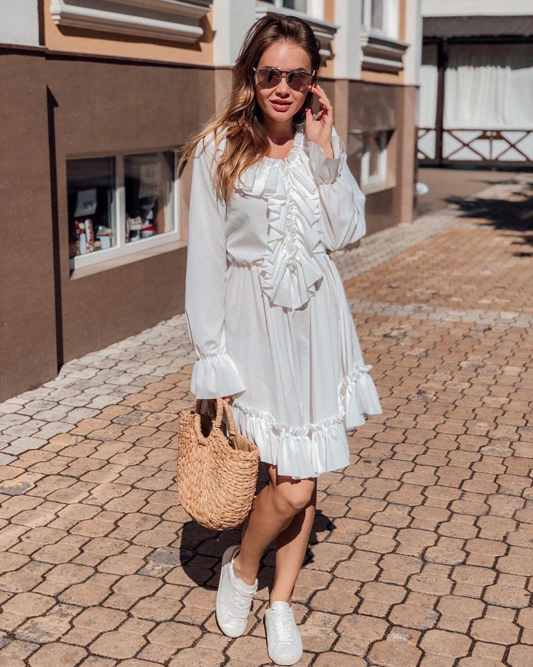 Летние-платья-2020;-трендовые-и-модные-летние-платья