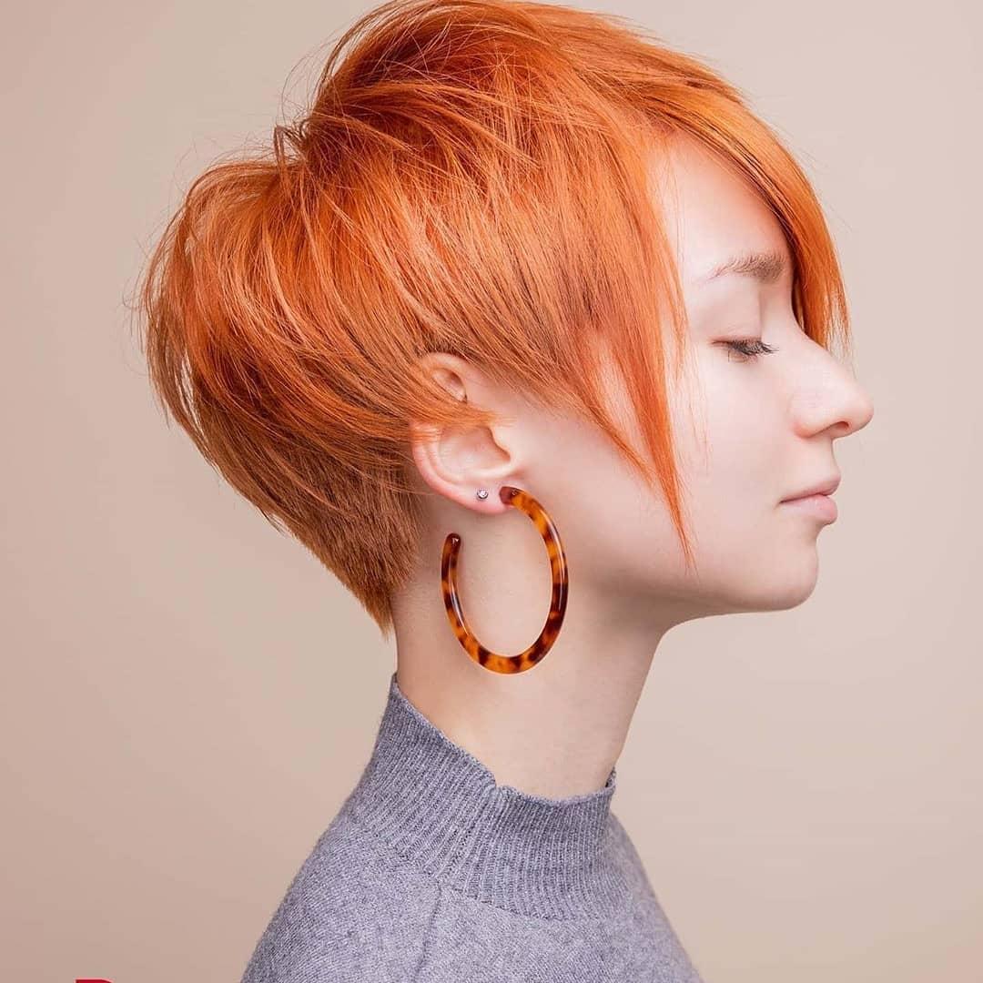 Короткие Волосы 2021: Самые Модные Стрижки и Окрашивание